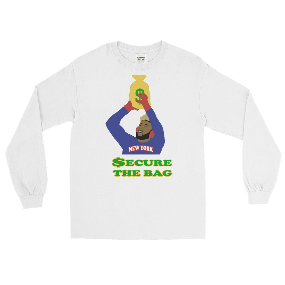 OBJ Secure The Bag Long Sleeve T-Shirt