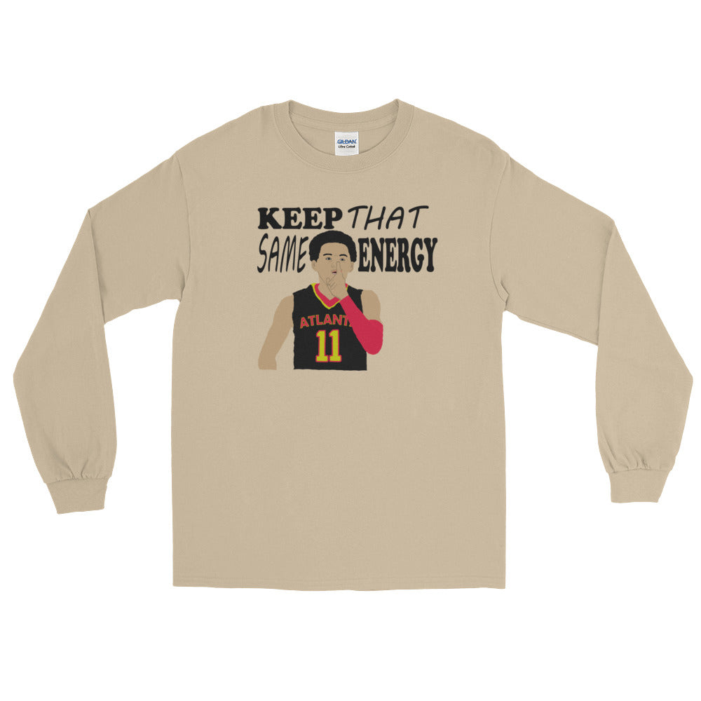 "Ice Trae ""Keep That Same Energy"" Long Sleeve T-Shirt"