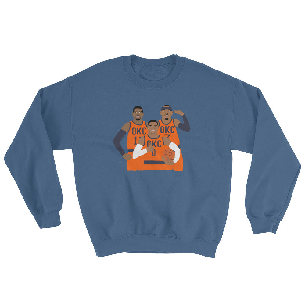 "OKC ""Superteam"" Sweatshirt"