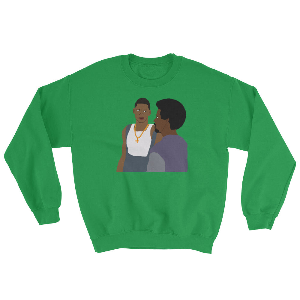 Jesus Shuttlesworth Sweatshirt
