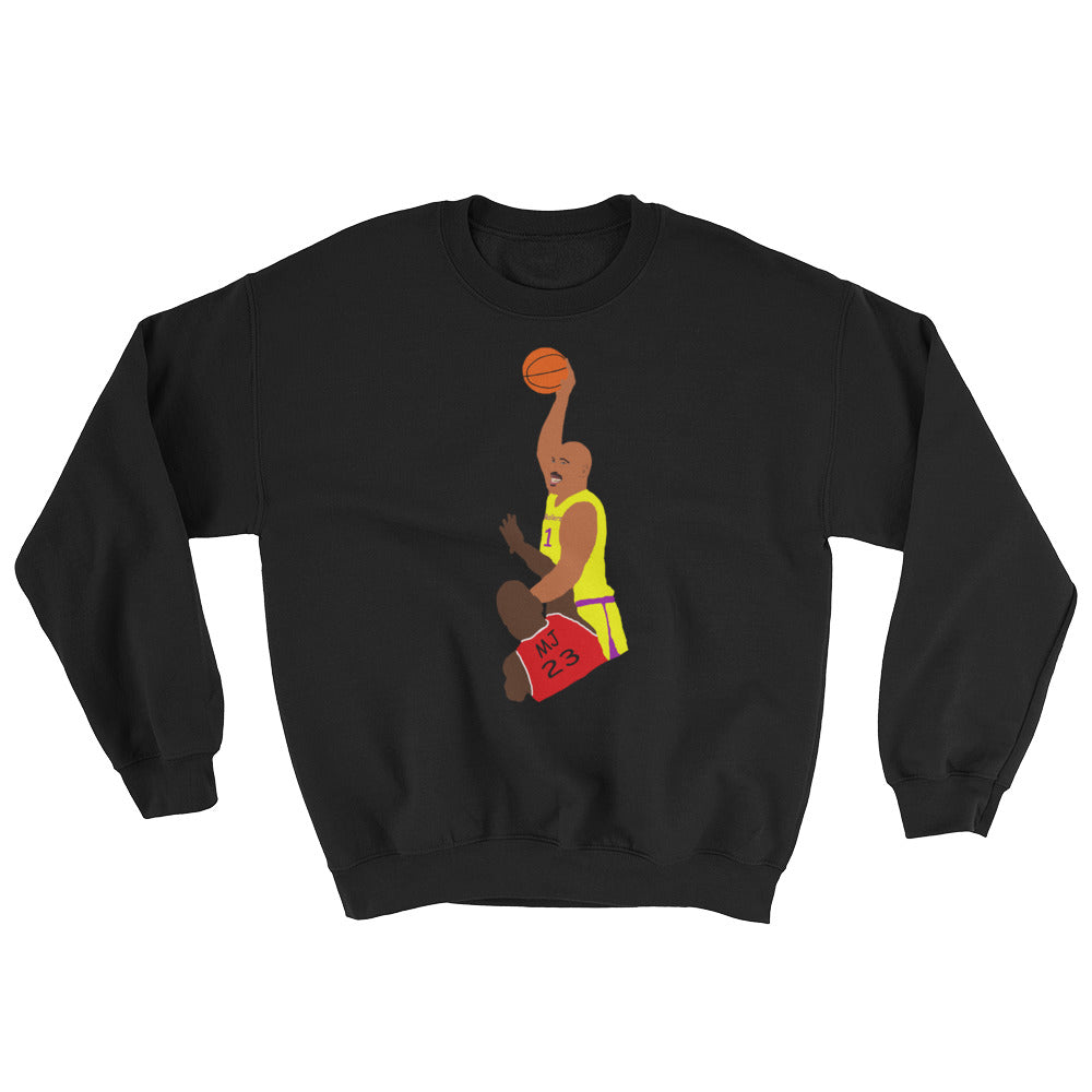 Lavar Vs MJ Sweatshirt