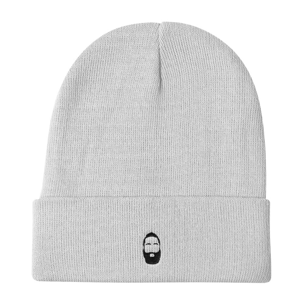 The Beard Knit Beanie