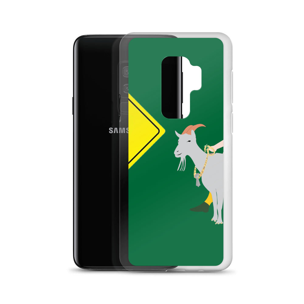 Rodgers GOAT Xing Samsung Case