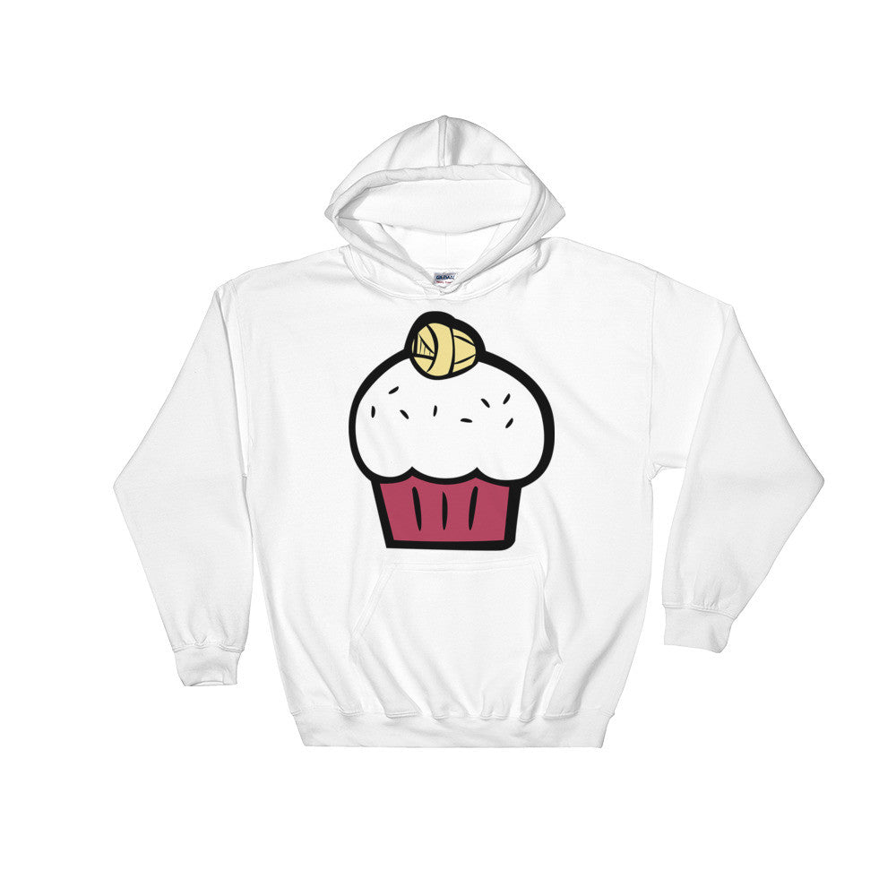 KD Cupcake Hooded Sweatshirt