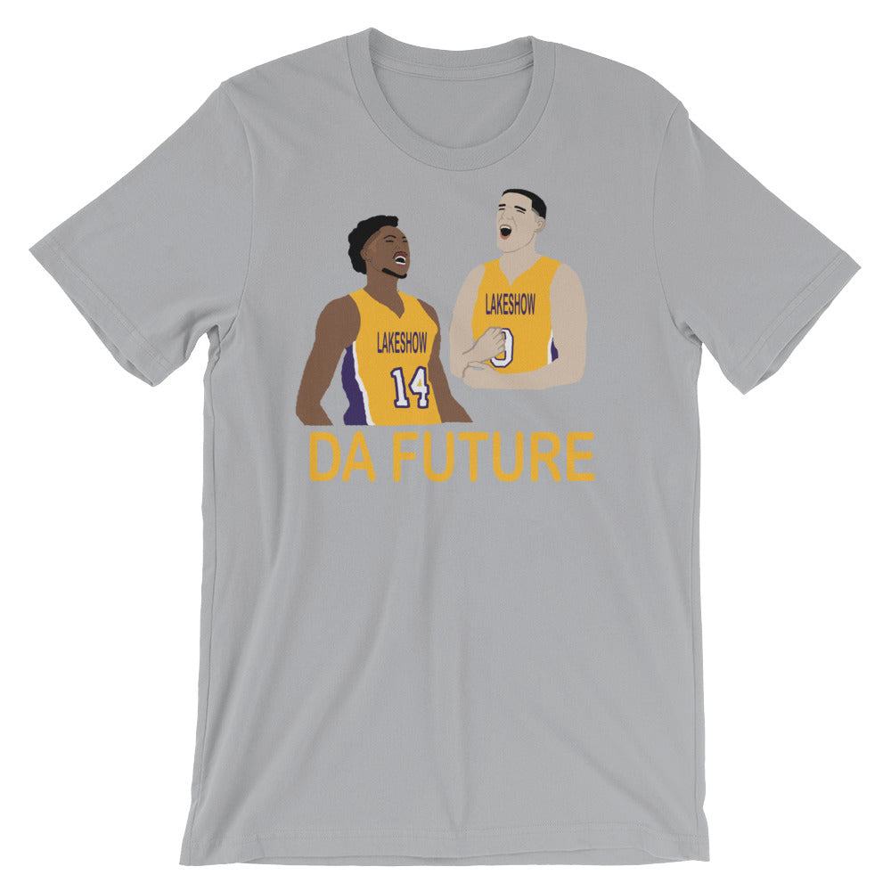 Da Future Short-Sleeve Unisex T-Shirt
