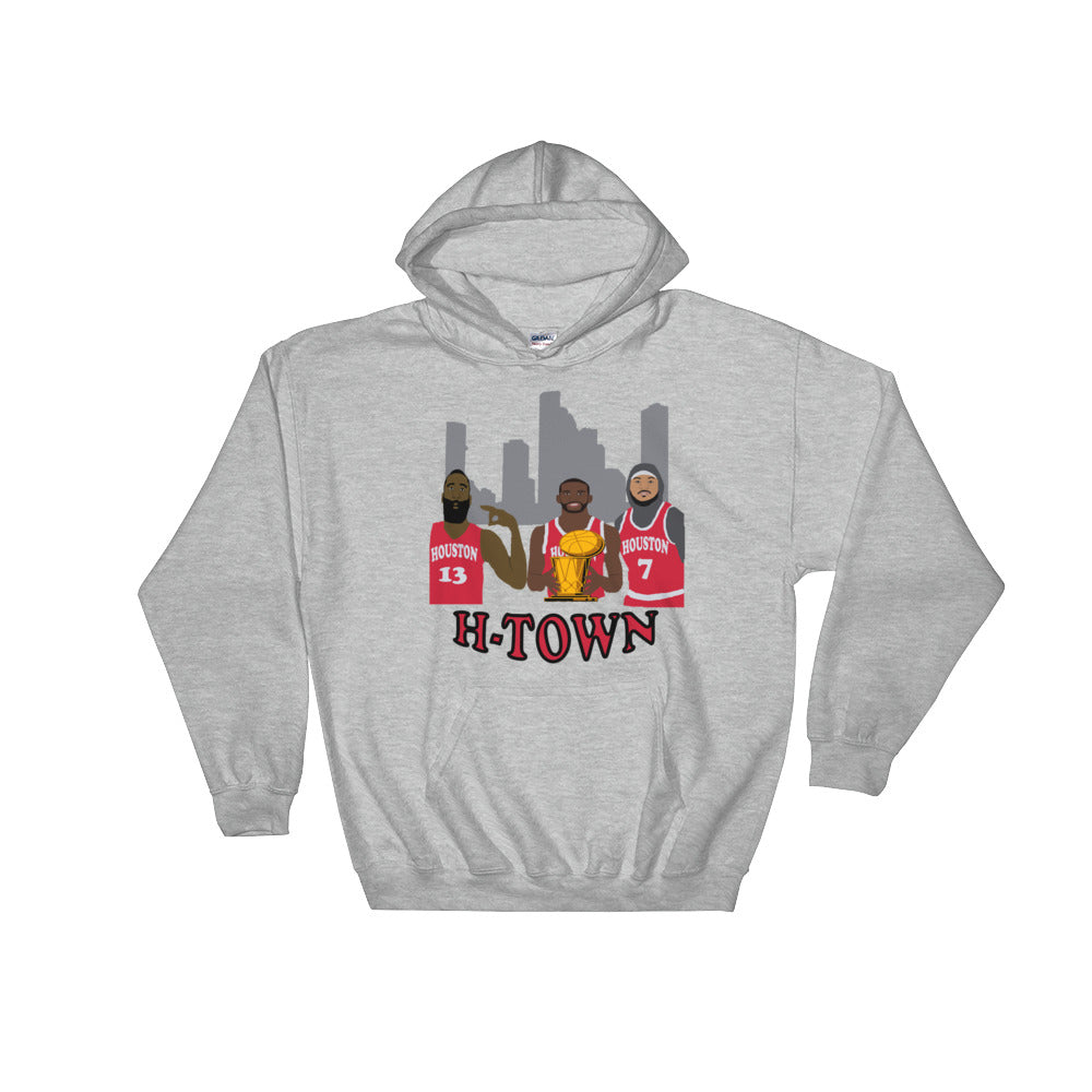 H-Town Trio Hooded Sweatshirt