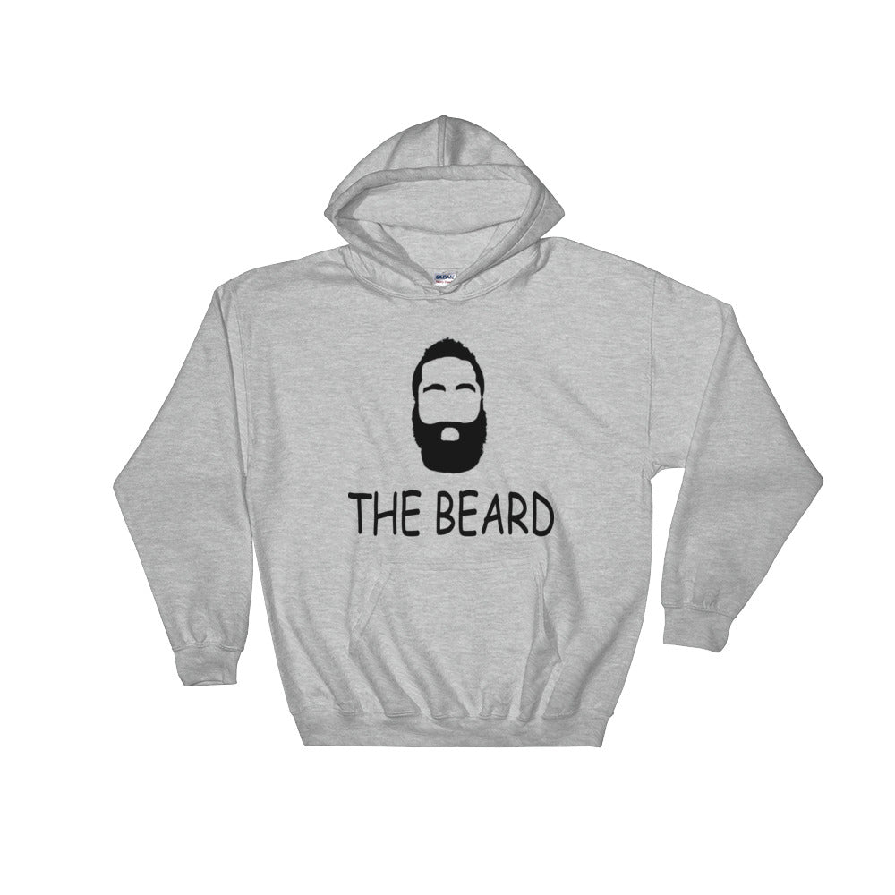 The Beard Hooded Sweatshirt