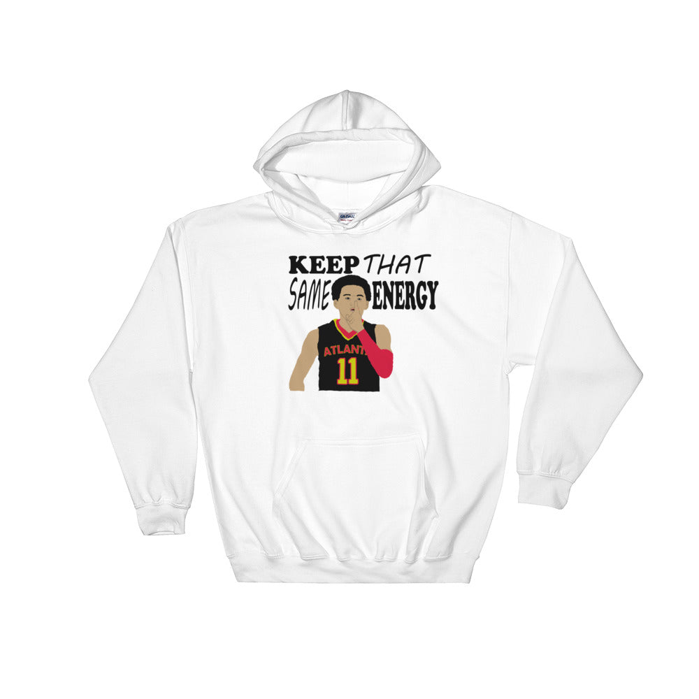 "Ice Trae ""Keep That Same Energy"" Hooded Sweatshirt"