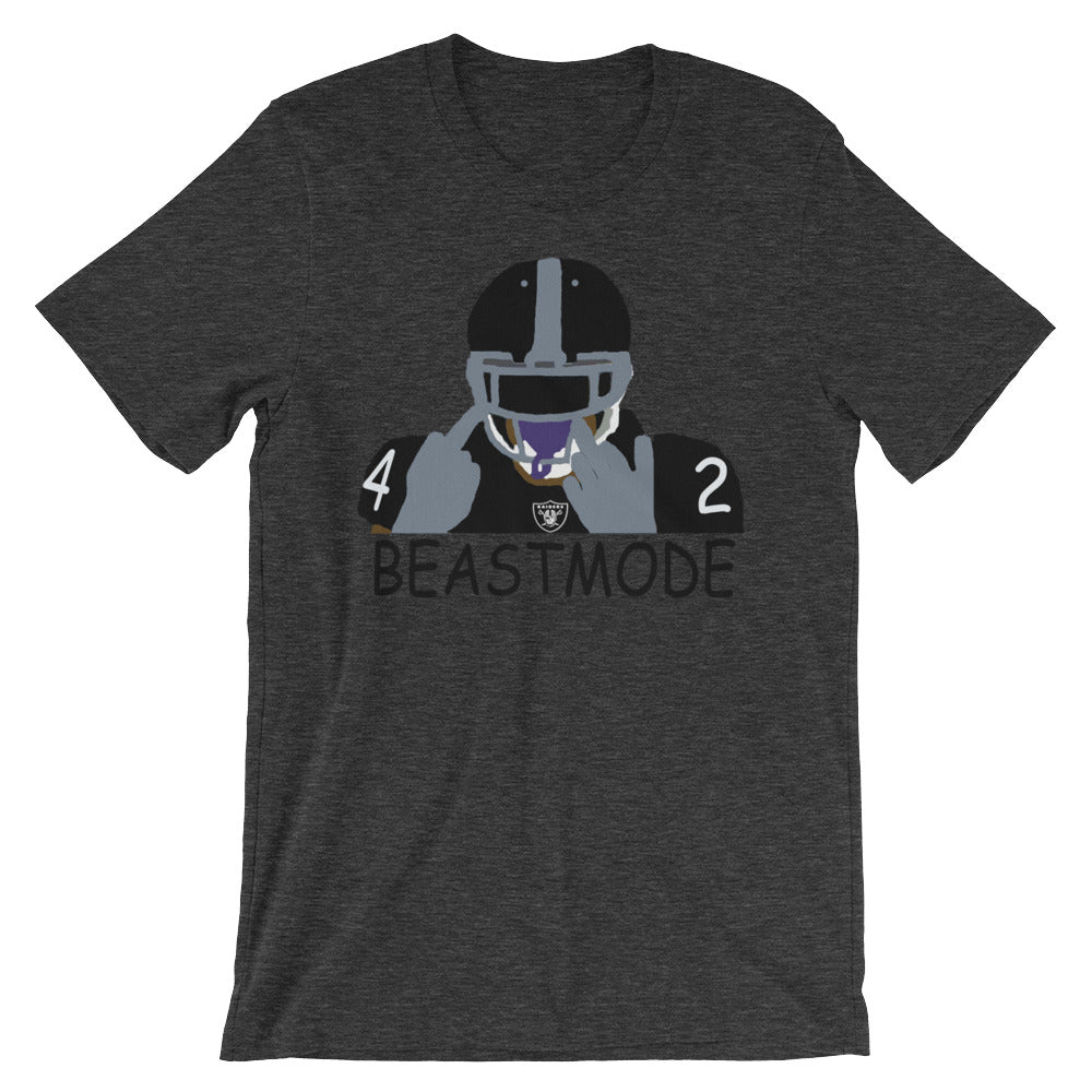 "Marshawn ""Flip Bird"" short sleeve t-shirt"