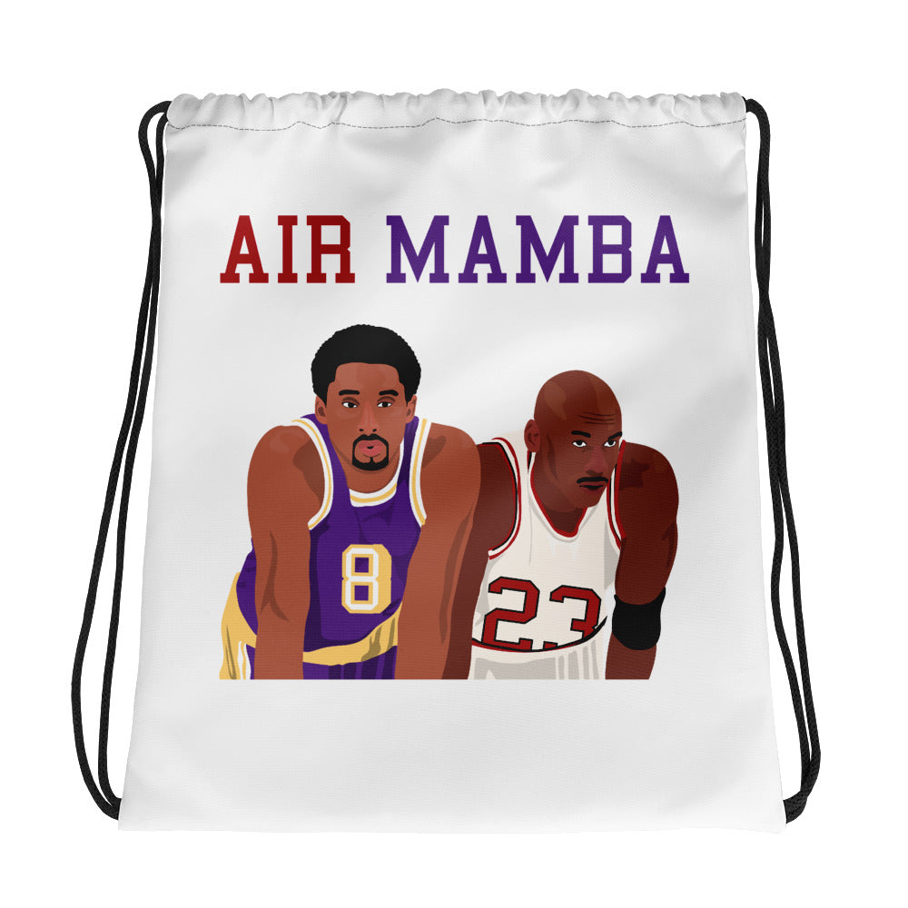 Air Mamba Drawstring Bag