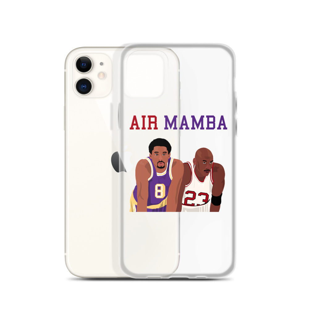 Air Mamba iPhone Case