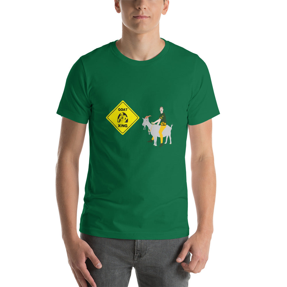 Rodgers GOAT Xing Tee Shirt