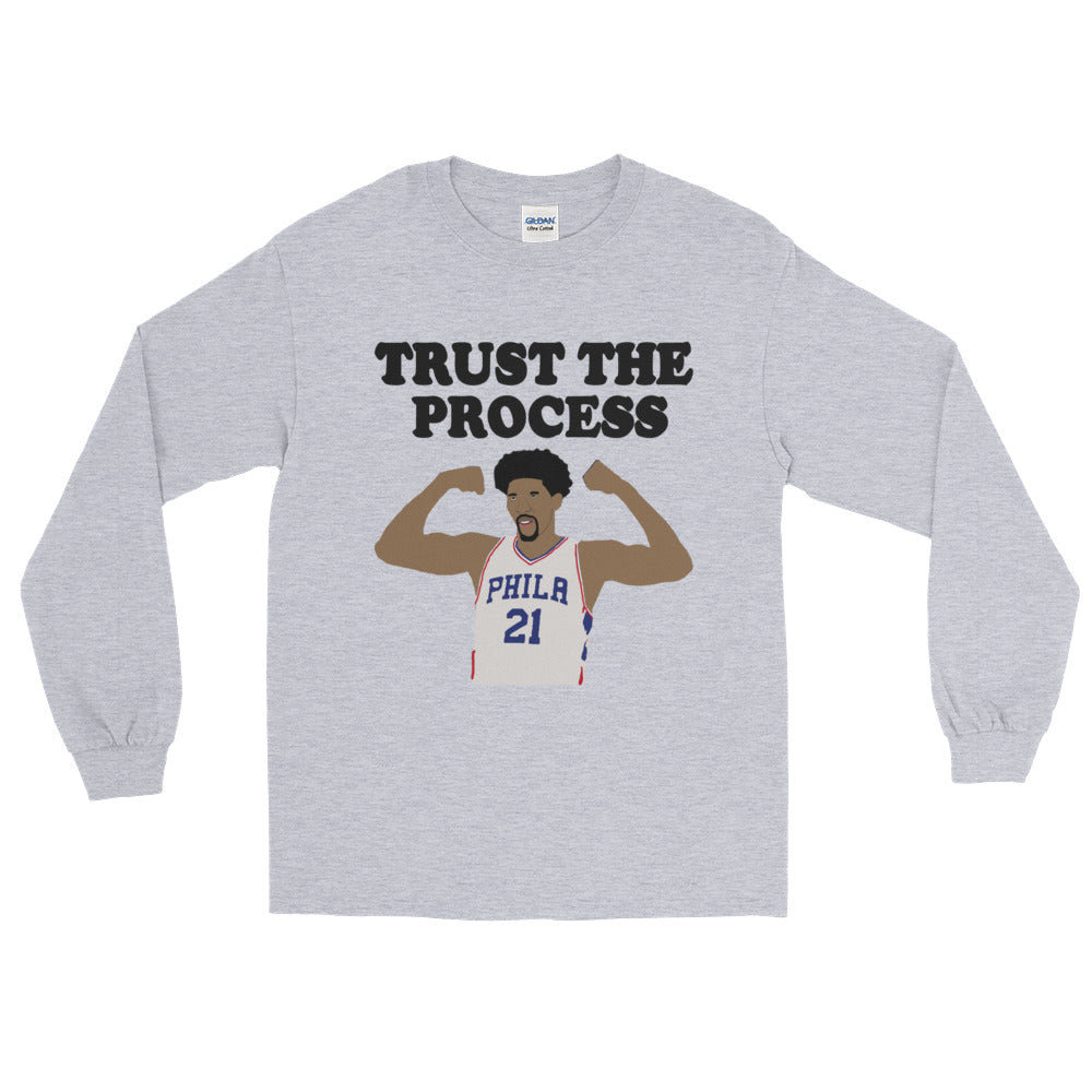 Trust The Process Long Sleeve T-Shirt