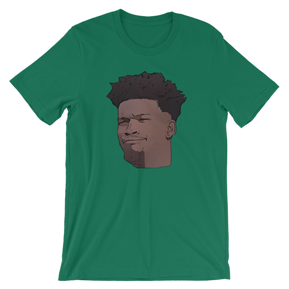 Jimmy Buckets Short-Sleeve Unisex T-Shirt