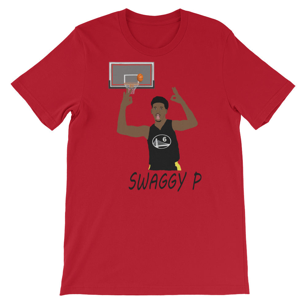 Swaggy P Short-Sleeve Unisex T-Shirt