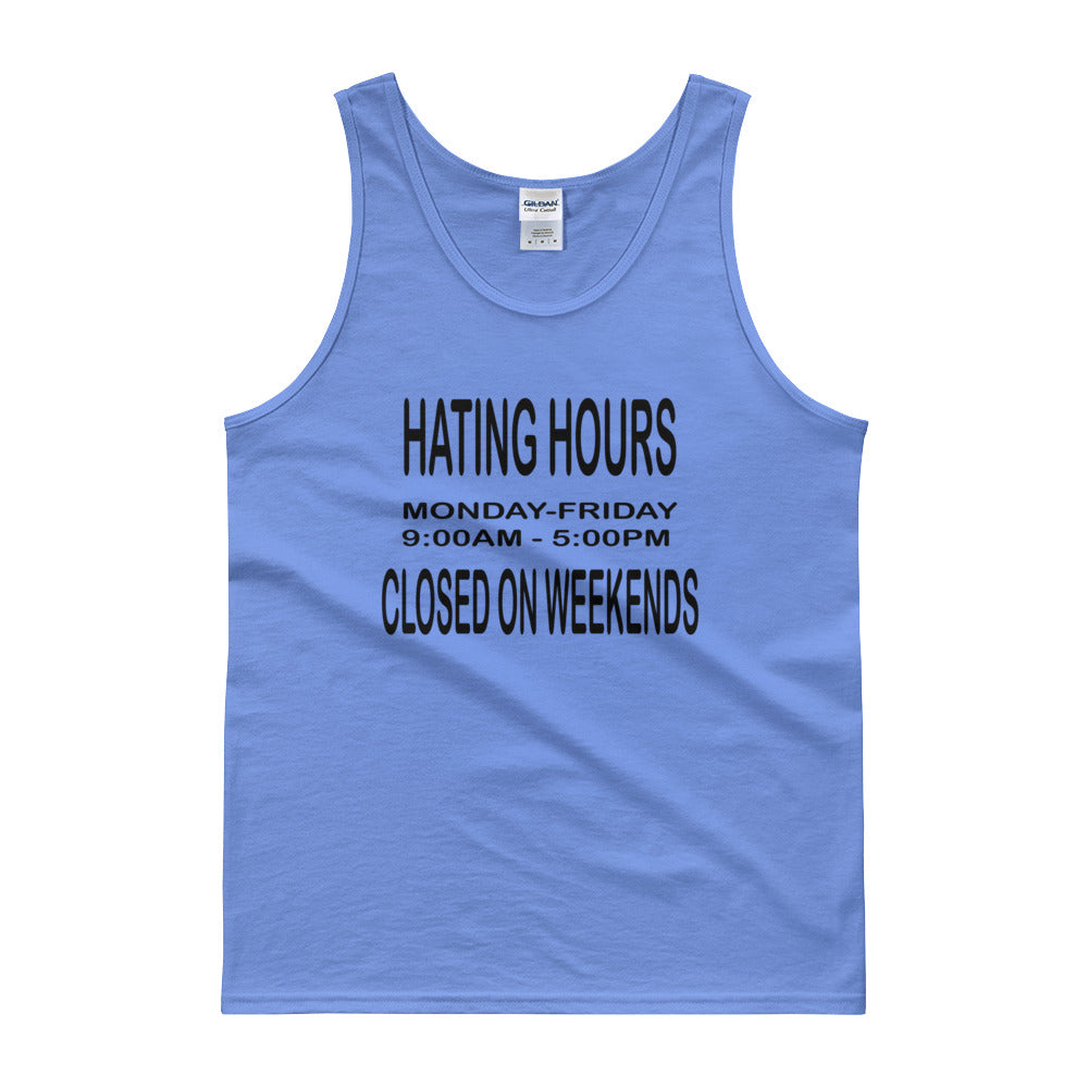 IT Hating Hours Tank top