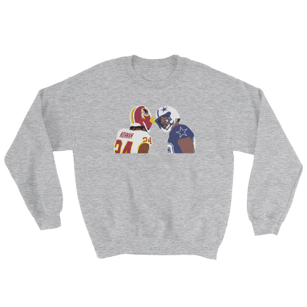 Dez Vs Josh Sweatshirt