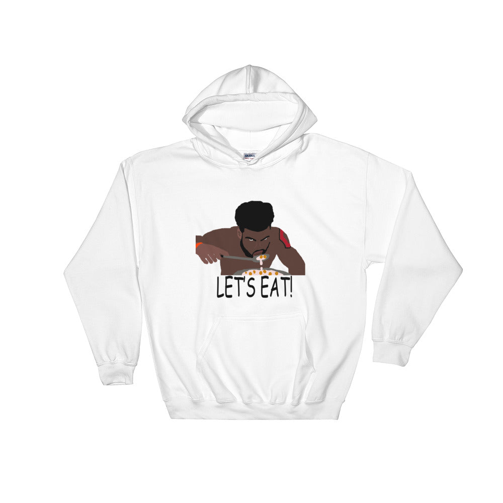 "Zeke ""Let's Eat"" Hooded Sweatshirt"