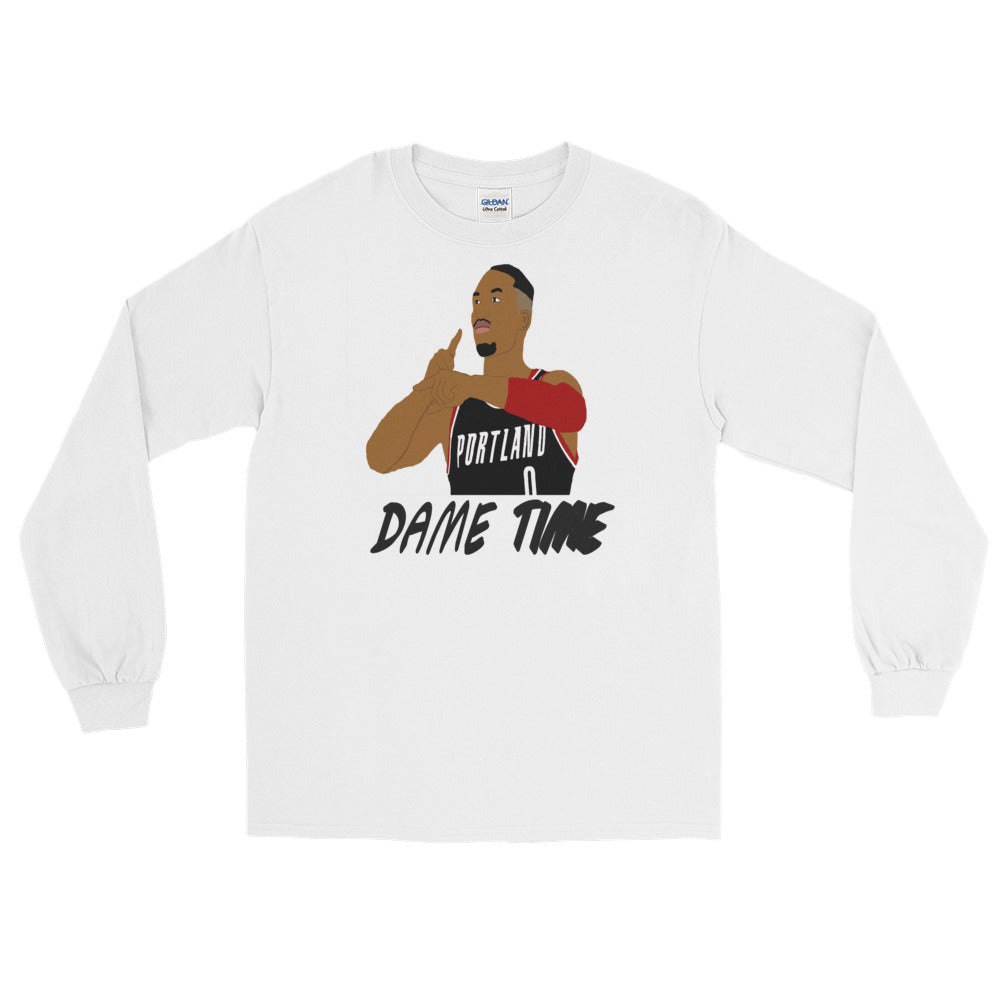 Dame Time Long Sleeve T-Shirt