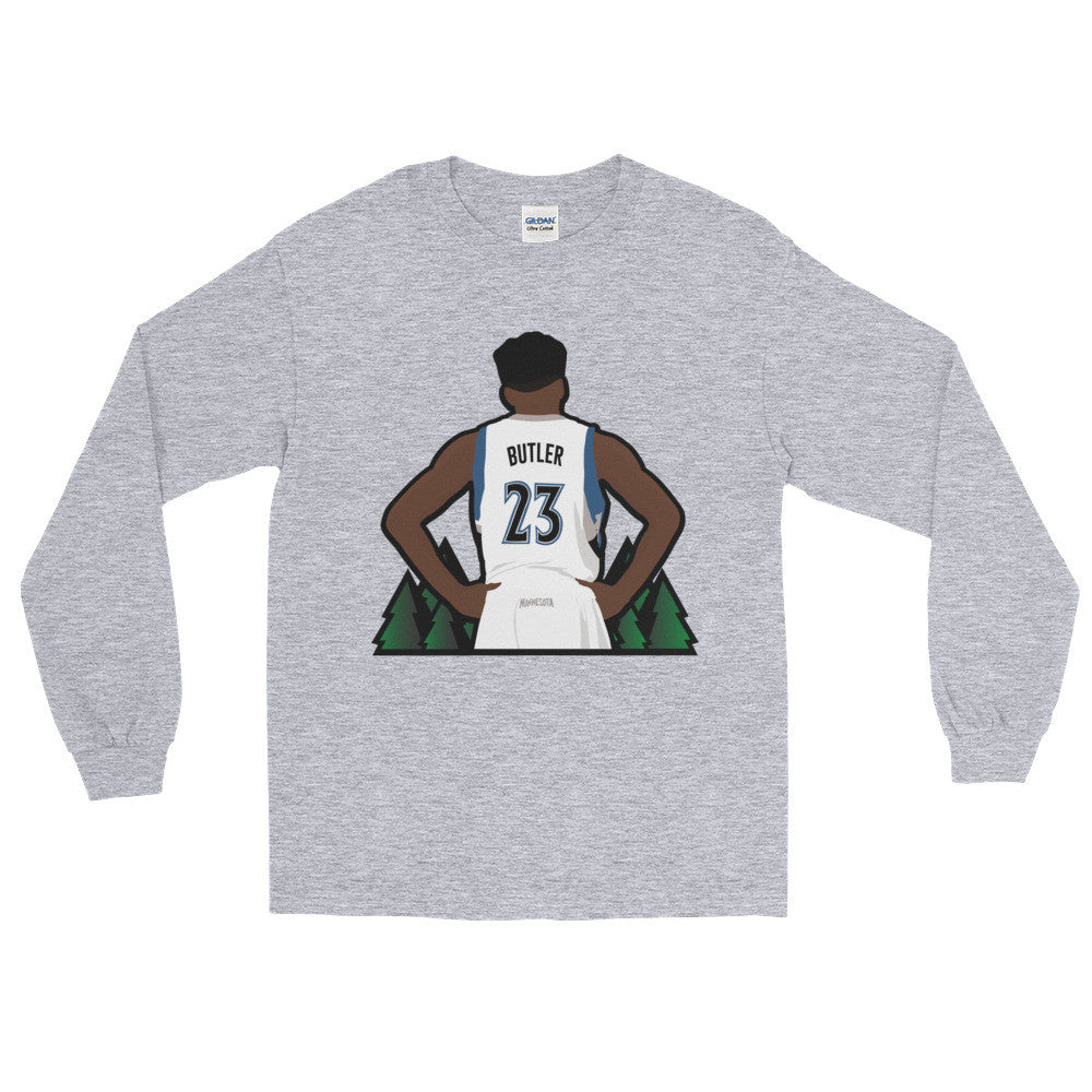 Butler Long Sleeve T-Shirt