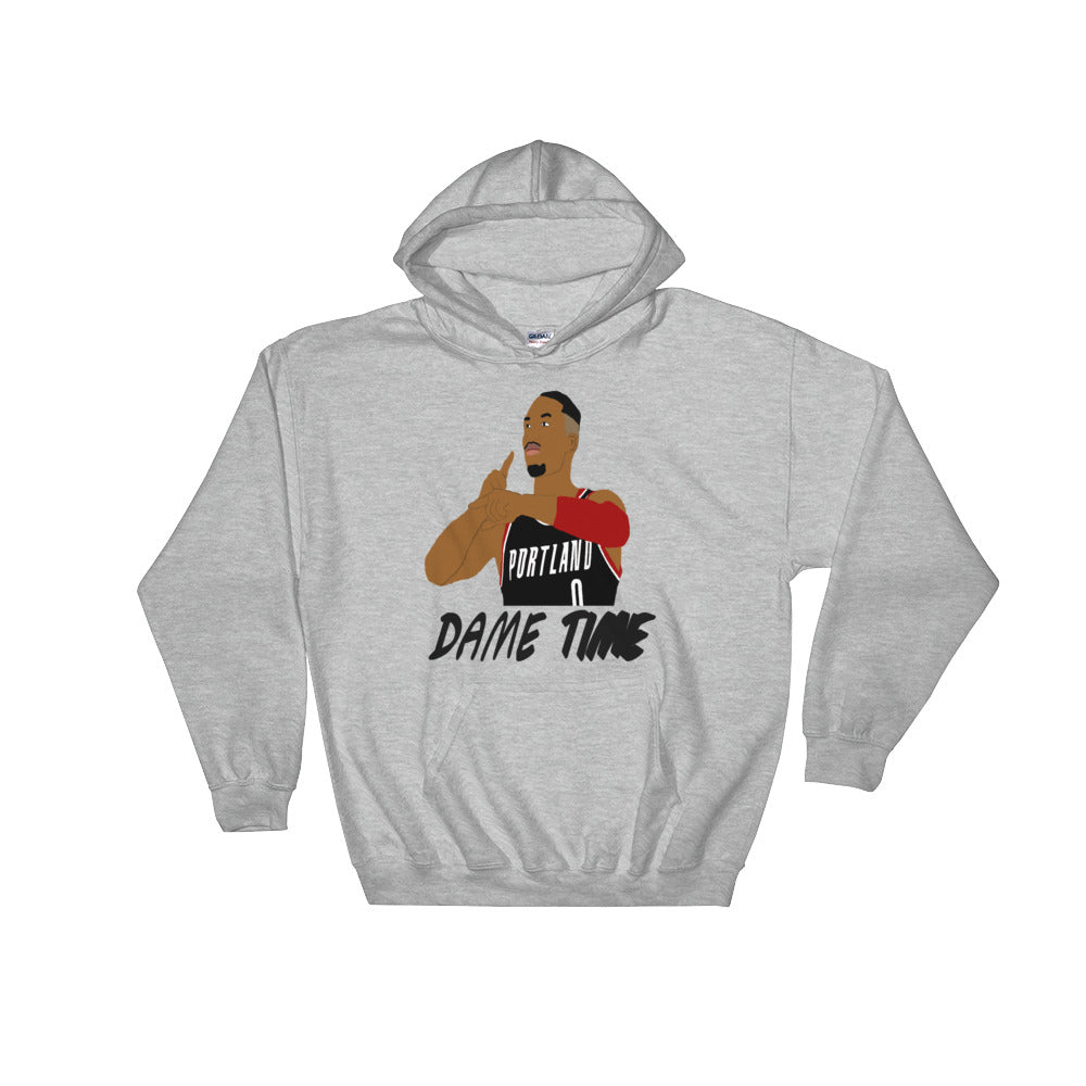 Dame Time Hooded Sweatshirt
