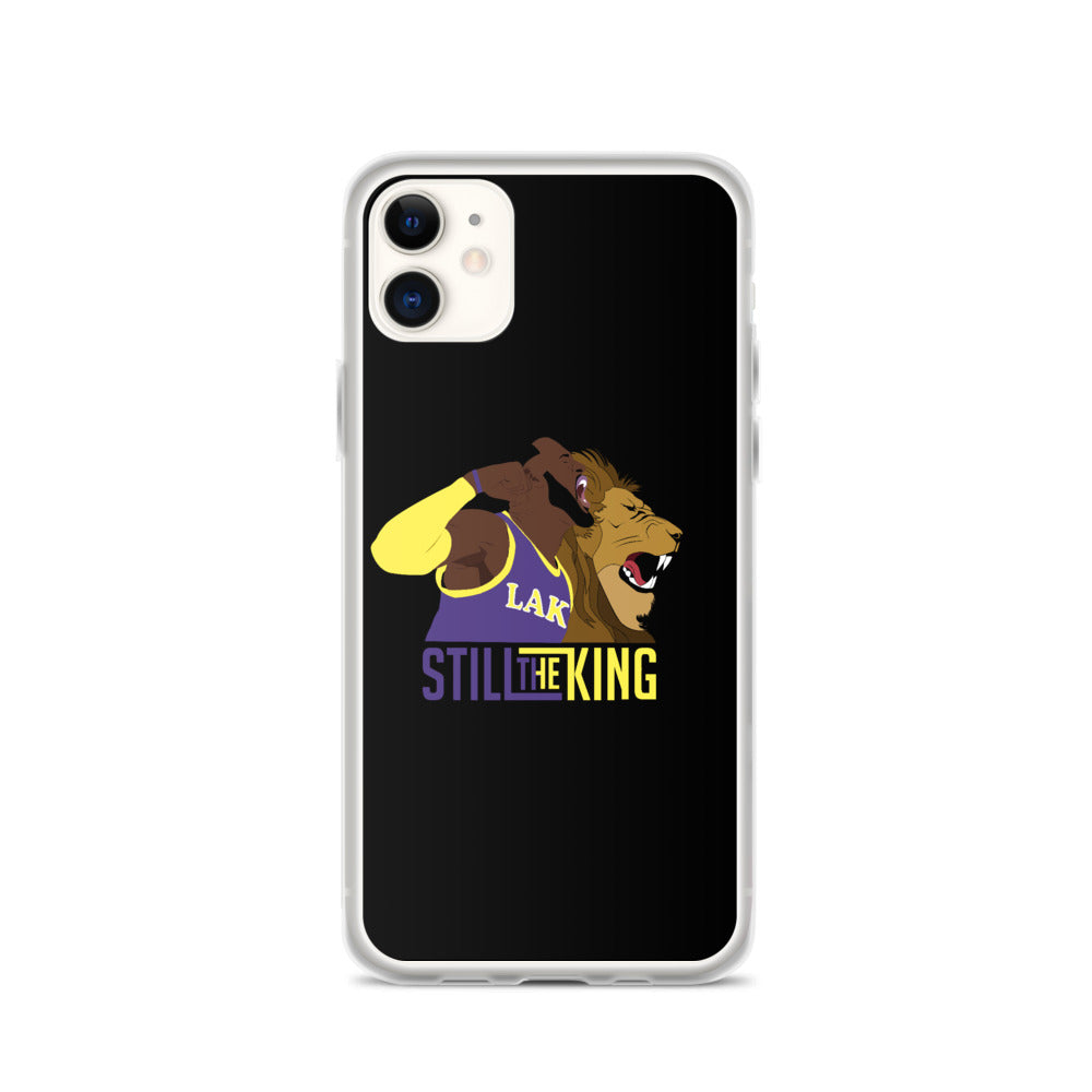 Still the King iPhone Case