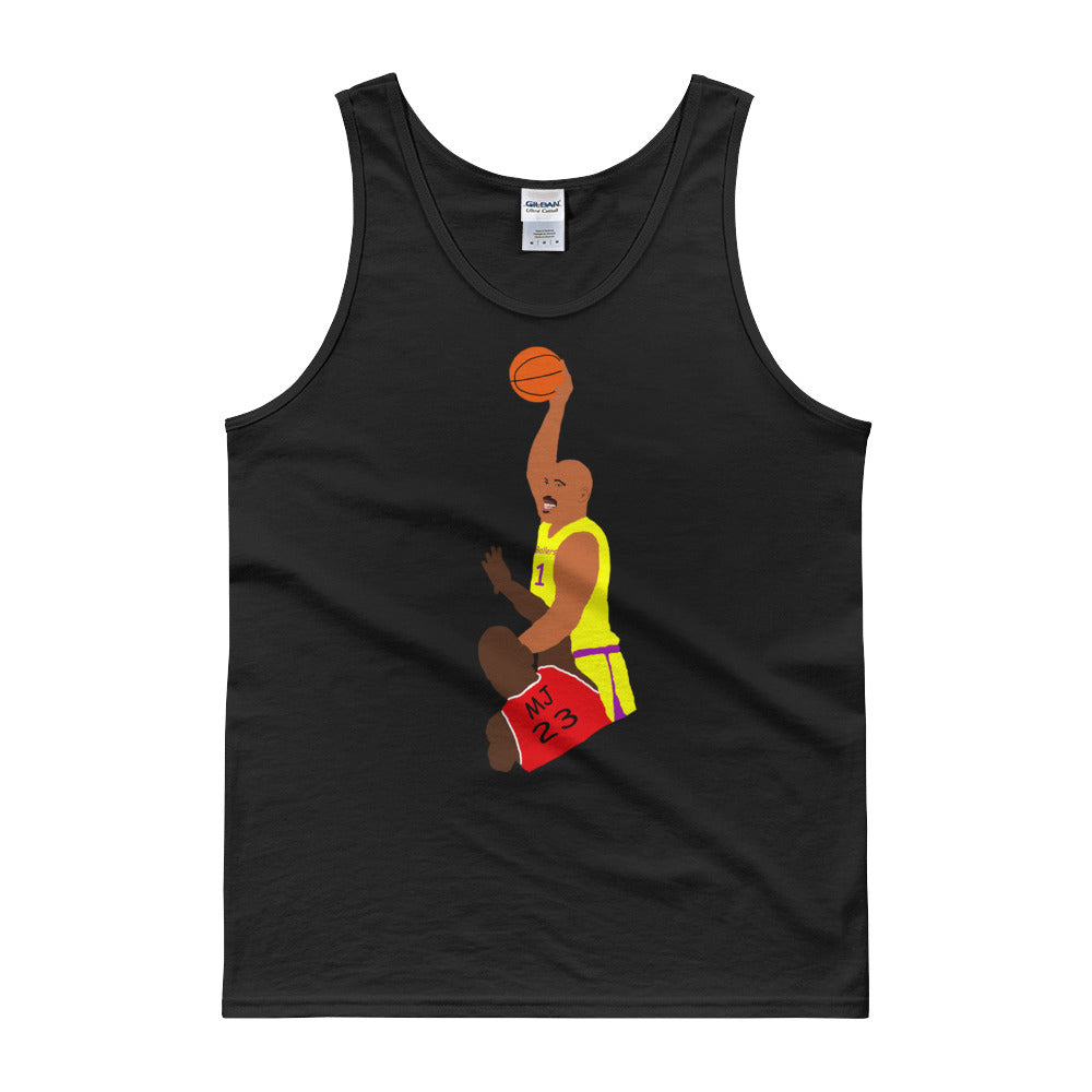 Lavar Vs MJ Tank top