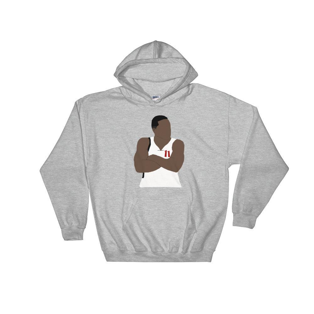Waiters Island Hooded Sweatshirt