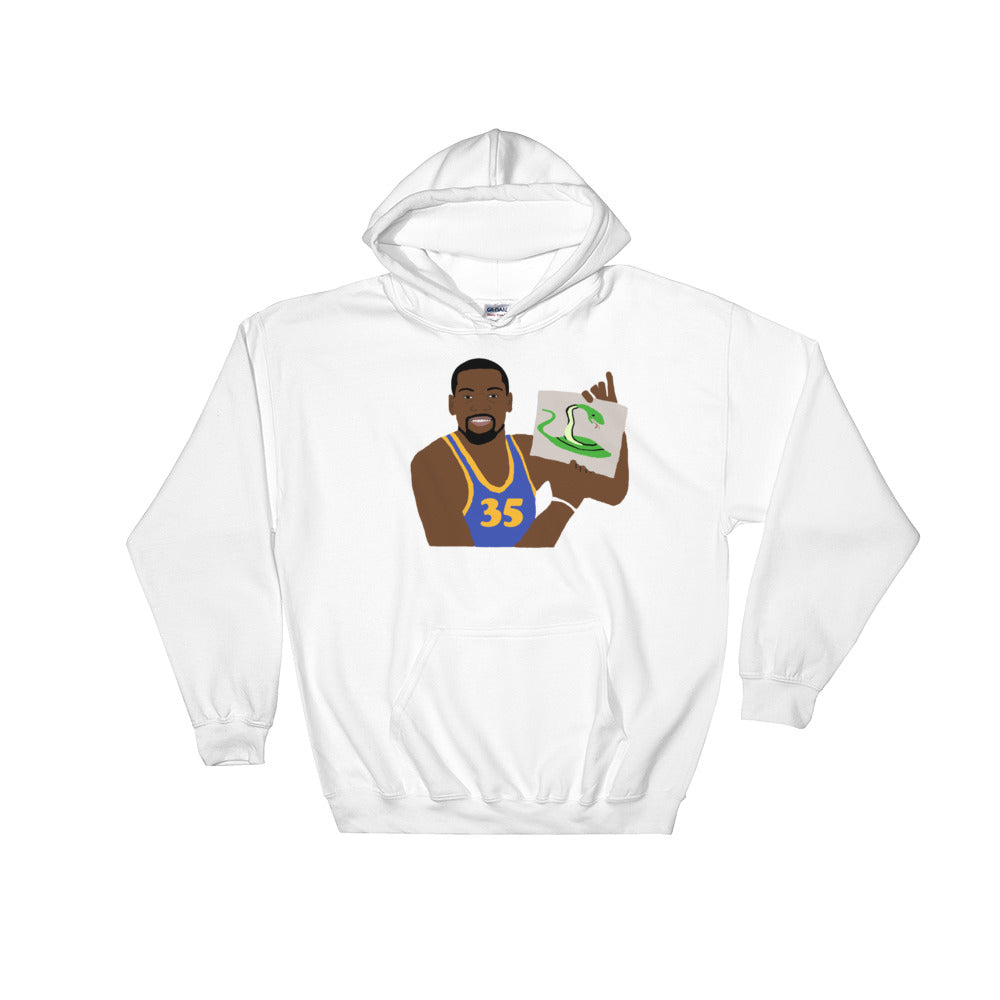 KD Snake Hooded Sweatshirt