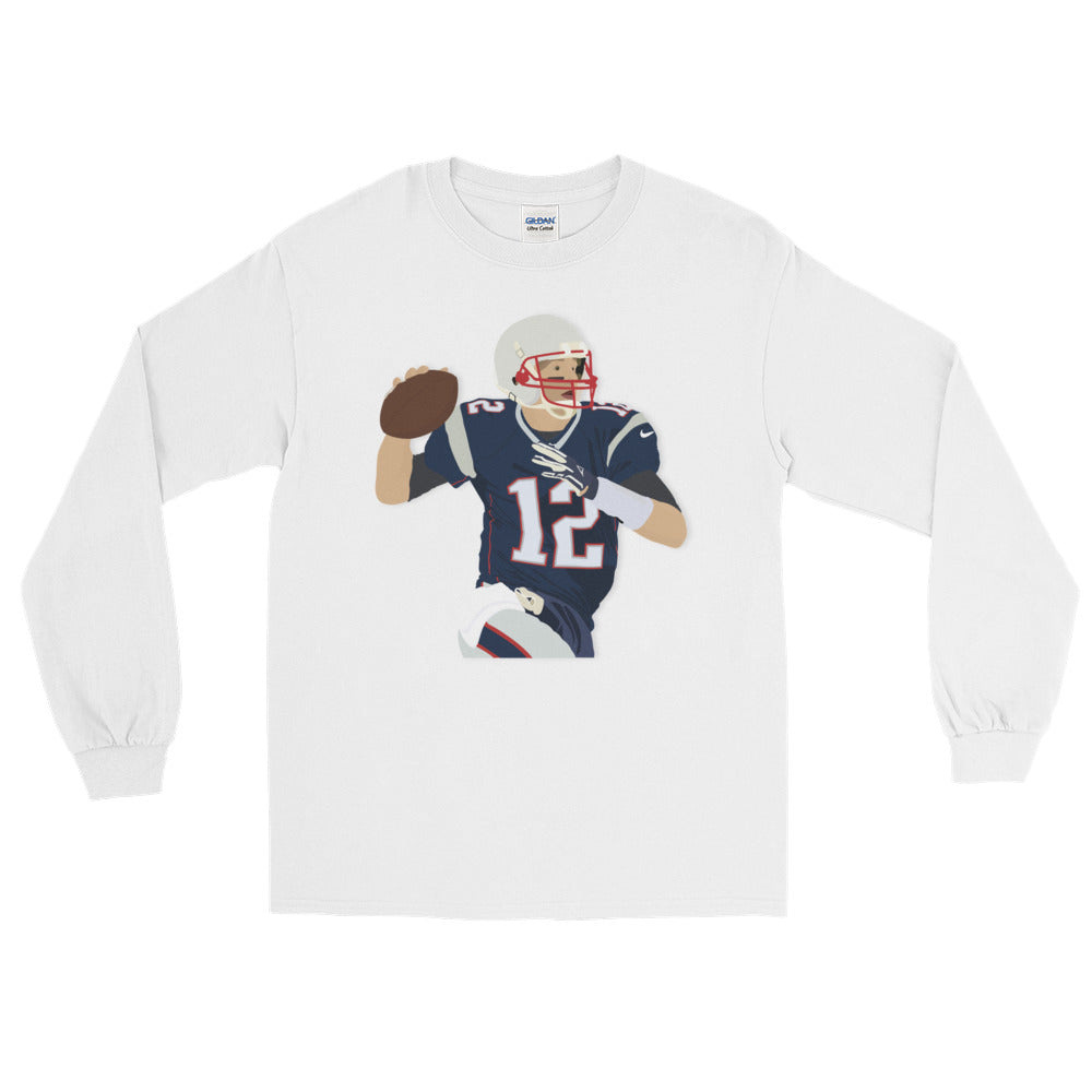 Brady Long Sleeve T-Shirt