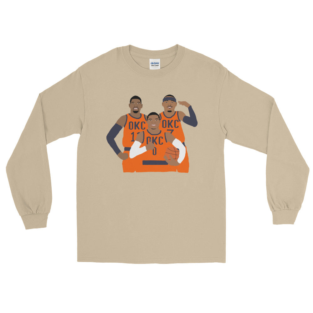 "OKC ""Superteam"" Long Sleeve T-Shirt"