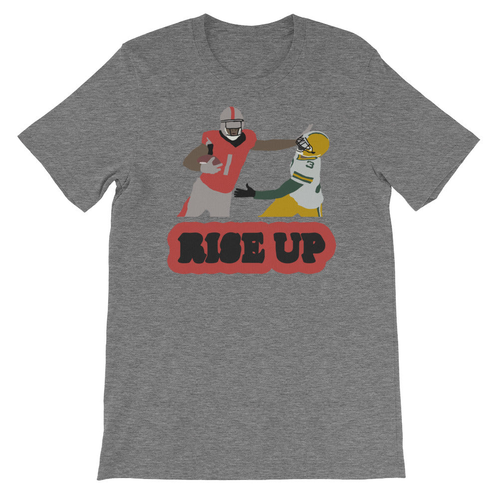 ATL Rise Up Short-Sleeve Unisex T-Shirt