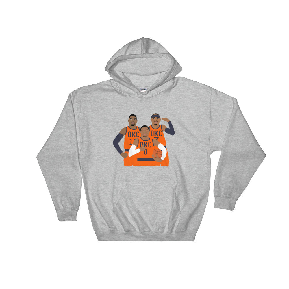 "OKC ""Superteam"" Hooded Sweatshirt"