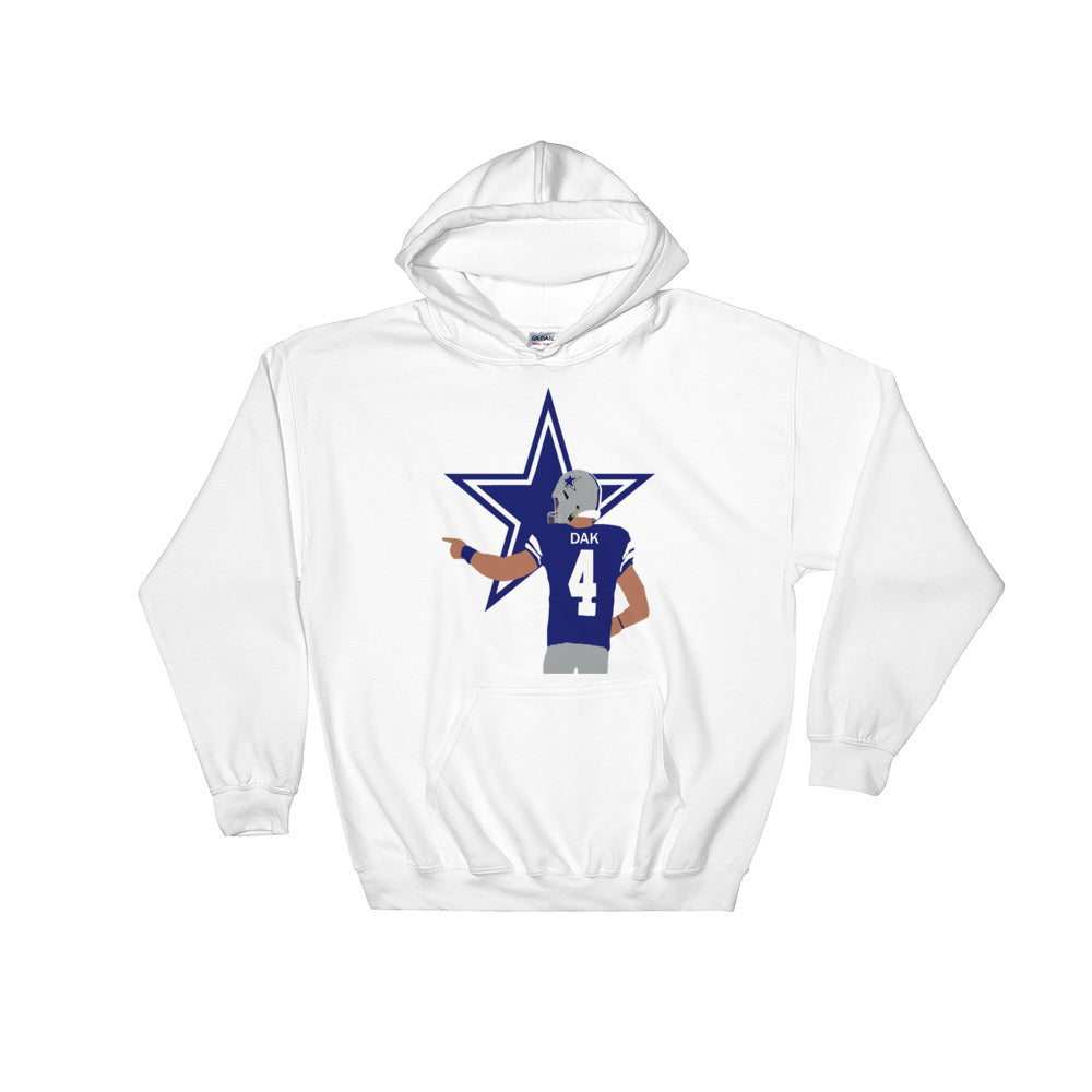 Dak Hooded Sweatshirt