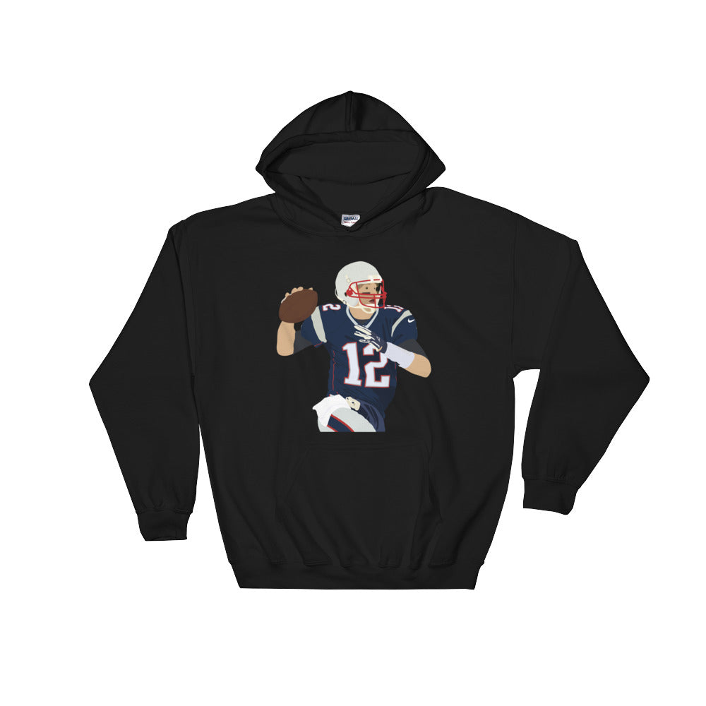 Brady Hooded Sweatshirt