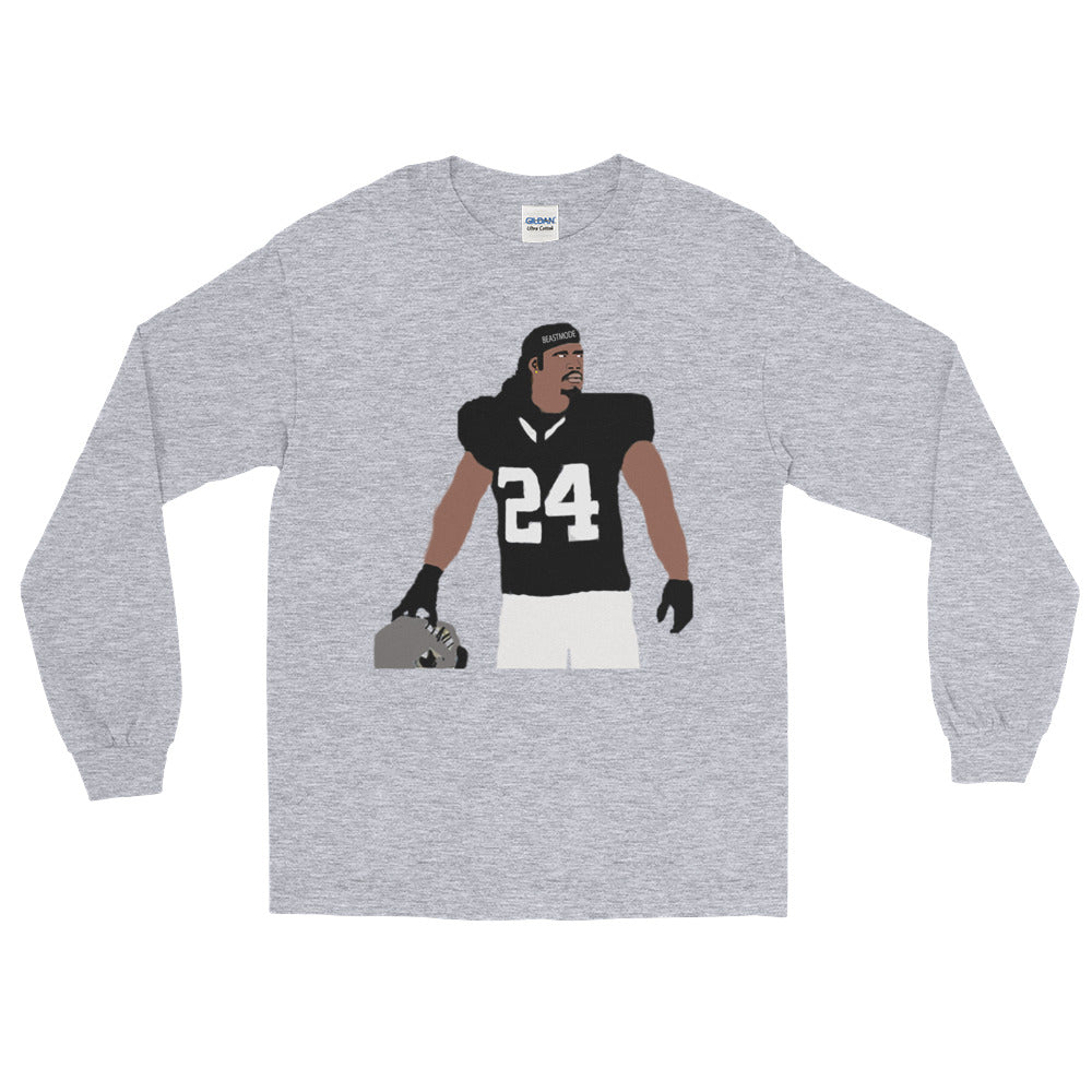 Beastmode Long Sleeve T-Shirt