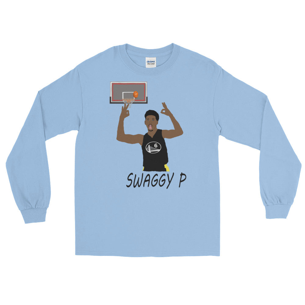 Swaggy P Long Sleeve T-Shirt