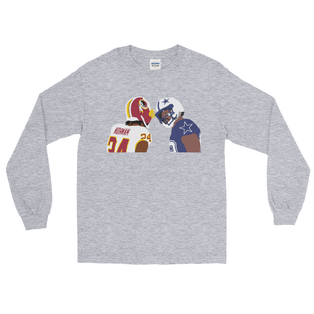 Dez Vs Josh Long Sleeve T-Shirt