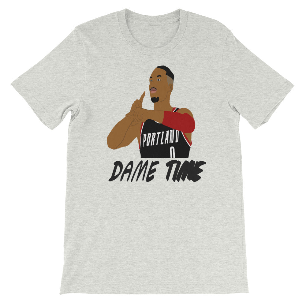 Dame Time Short-Sleeve Unisex T-Shirt