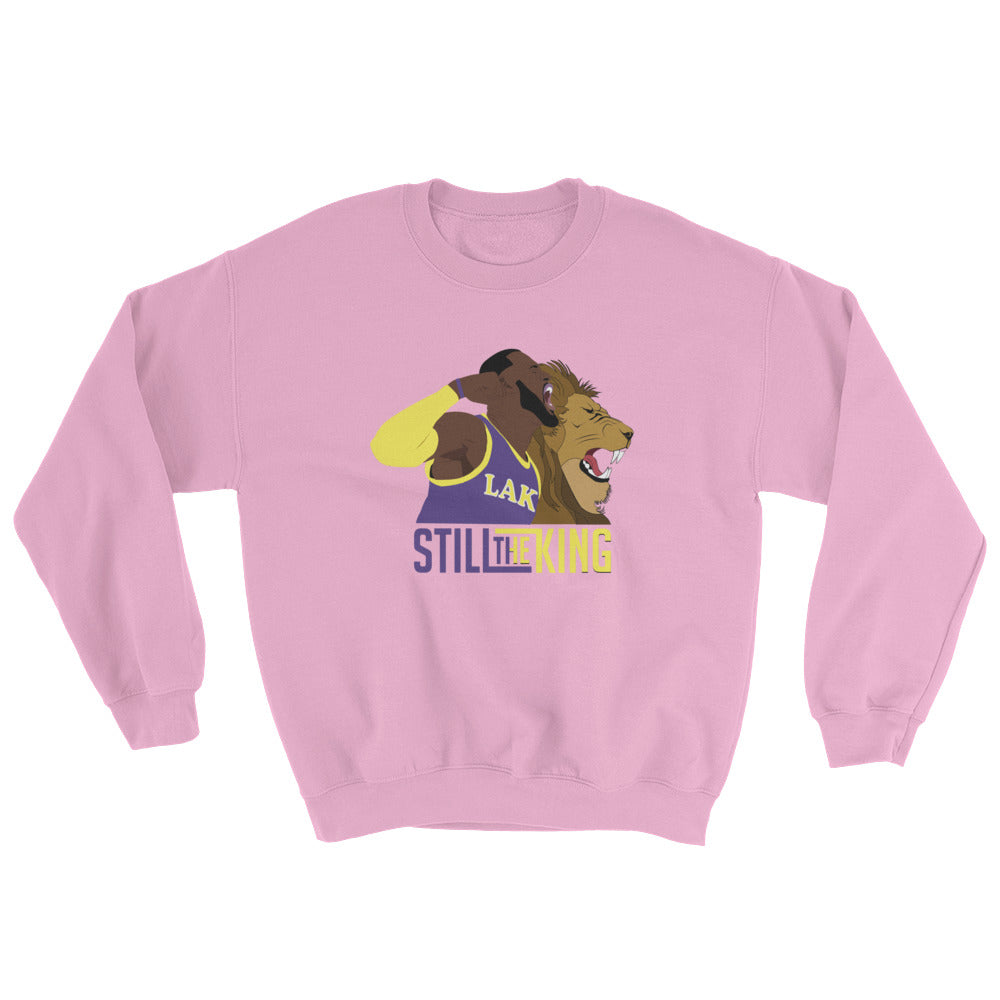 LBJ Still The King Sweatshirt