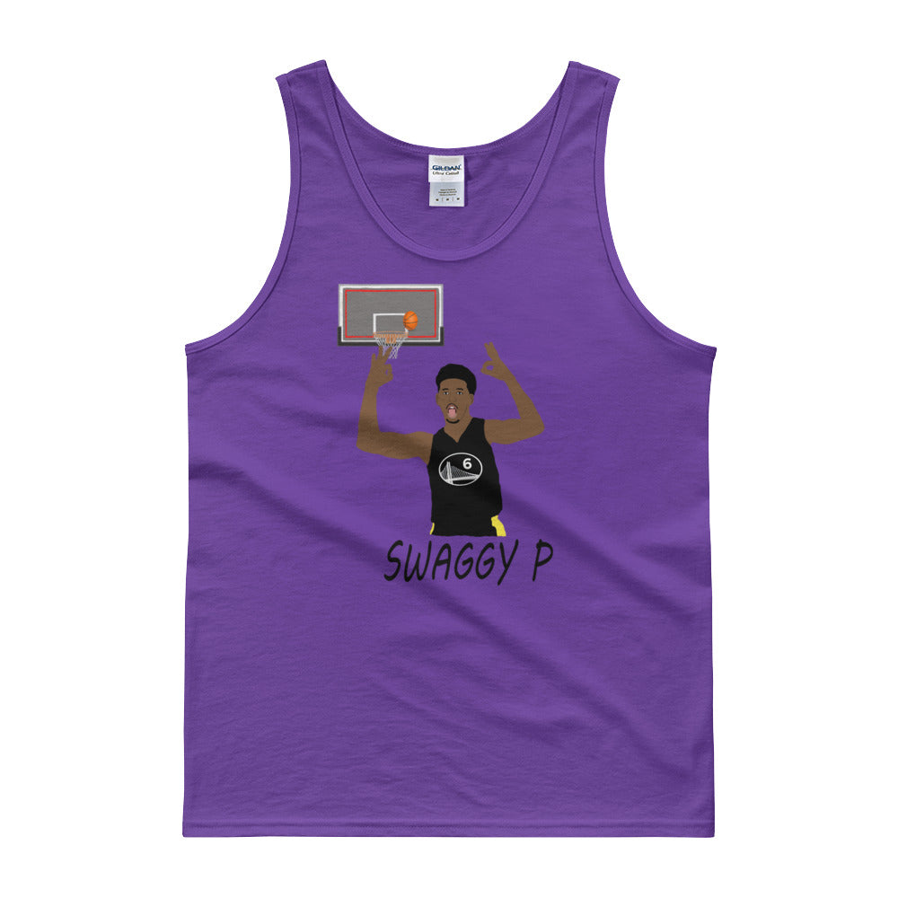Swaggy P Tank top