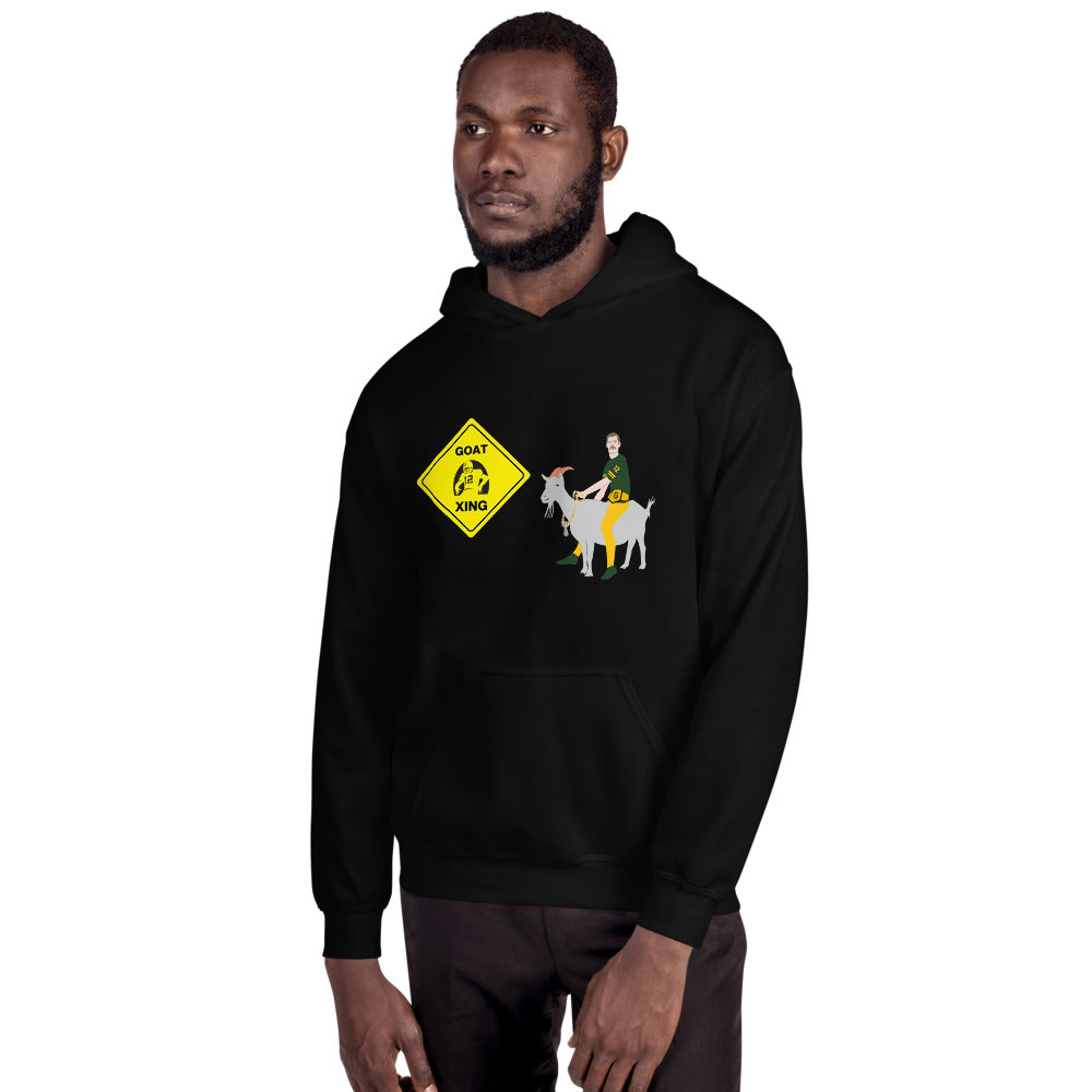 Rodgers GOAT Xing Hoodie
