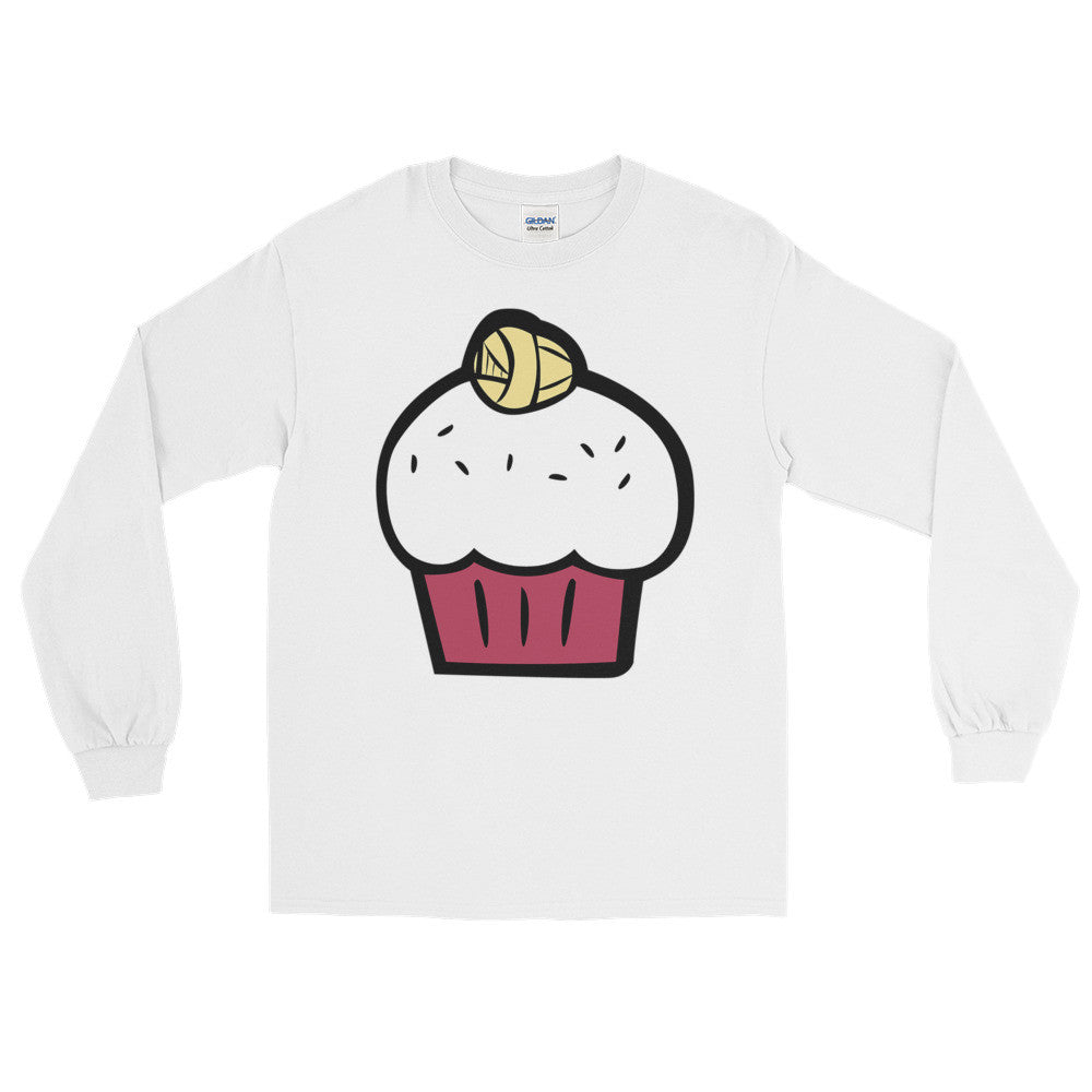 KD Cupcake Long Sleeve T-Shirt