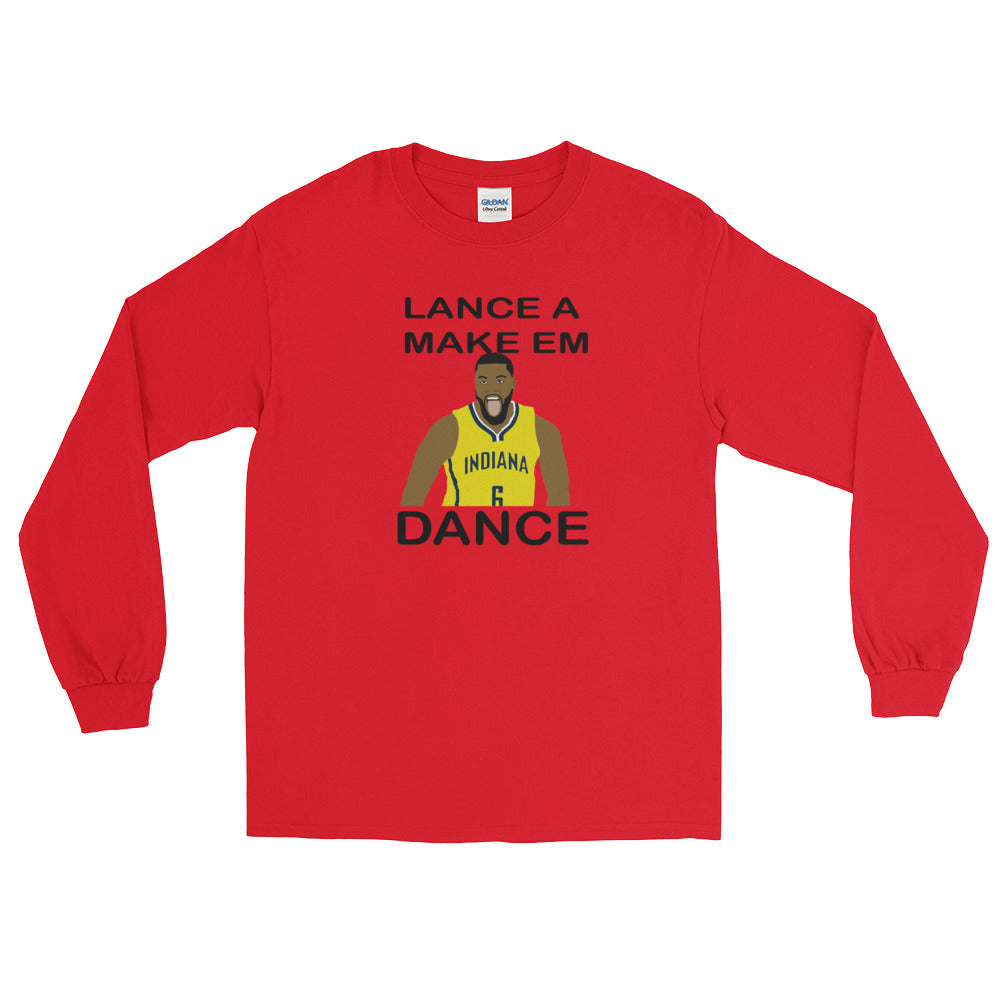 Lance A Make Em Dance Long Sleeve T-Shirt