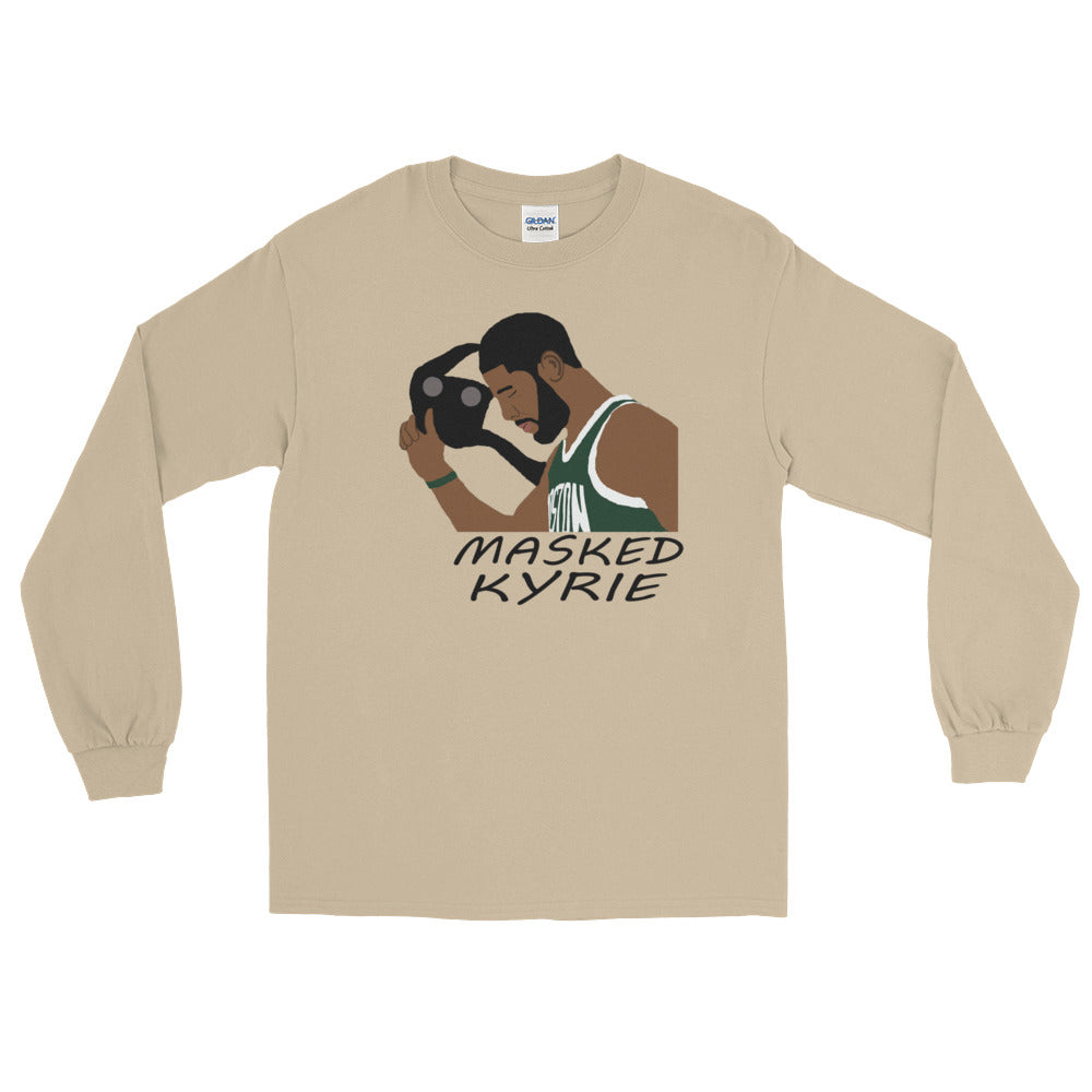 Masked Kyrie Long Sleeve T-Shirt