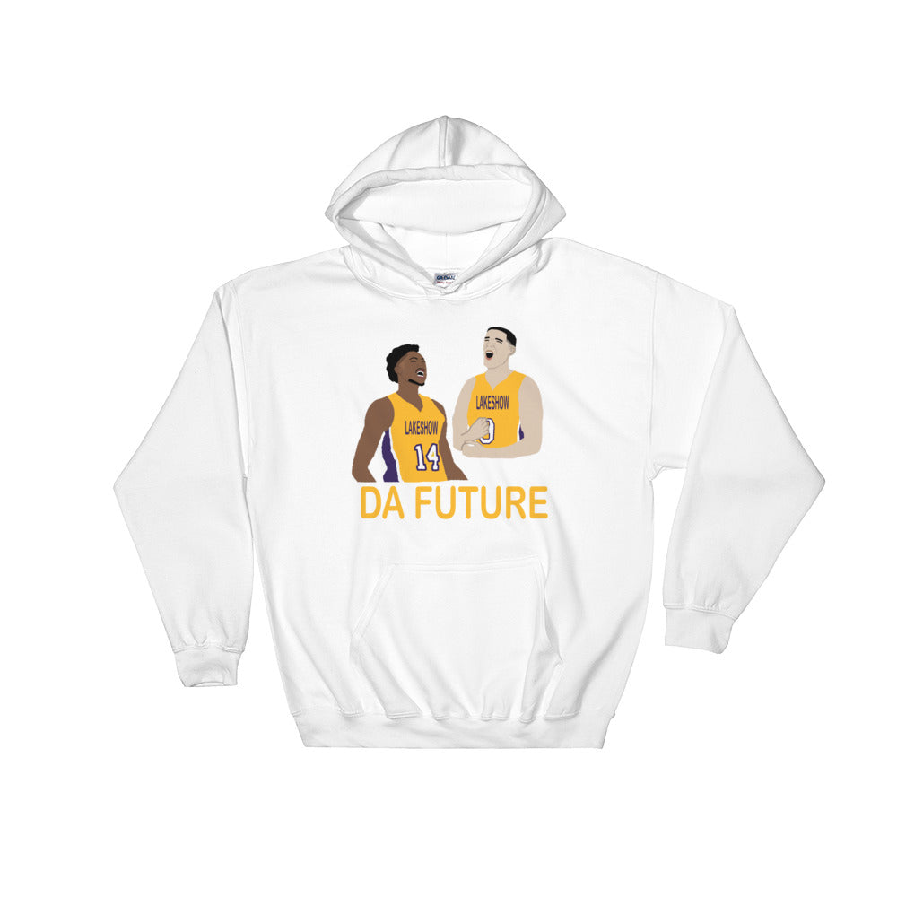 Da Future Hooded Sweatshirt