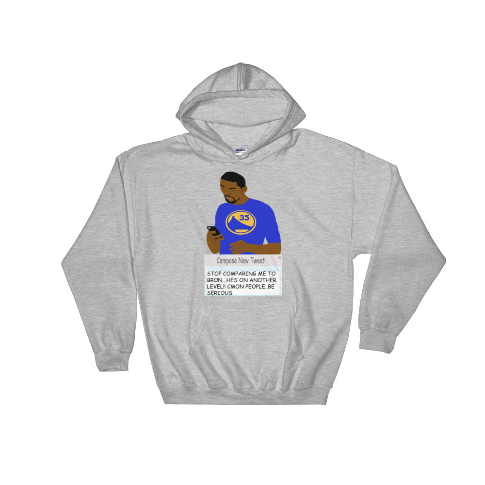 KD Tweeting Hooded Sweatshirt