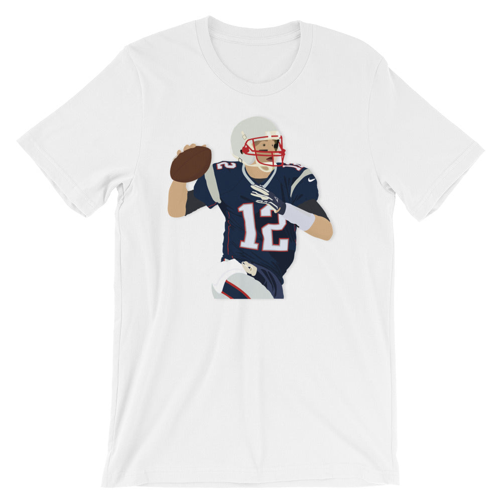 Brady Short-Sleeve Unisex T-Shirt