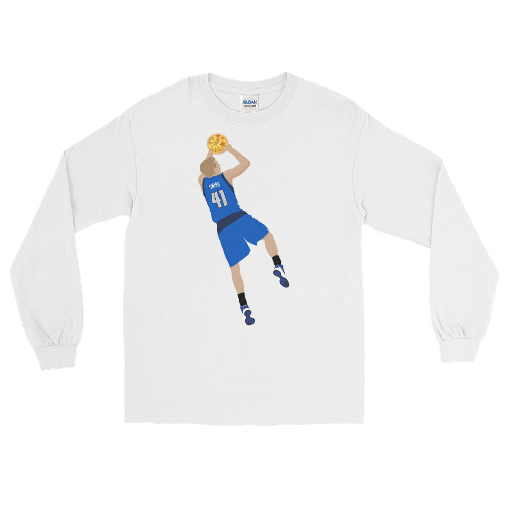 Dirk Long Sleeve T-Shirt