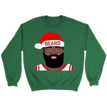 The Beard Ugly Xmas Sweatshirt